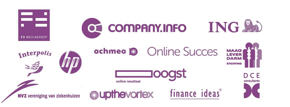 Logocloud klanten